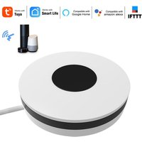 Asupermall - WiFi IR Remote IR Control Hub Wi-Fi(2.4Ghz) Enabled Infrared Universal Remote Controller For Air Conditioner TV Using Tuya Smart Life