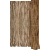 Willow Fence 500x100 cm - Brown