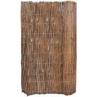 Willow Fence 5x1.2 m - VIDAXL