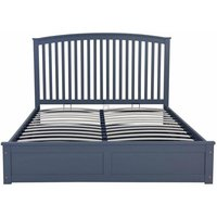 Winchester Ottoman Bed Frame with Storage - Single, Double or King
