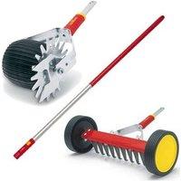 Wolf Garten Handle 150cm ZMI15 Garden Multi Change RBM Trimmer URM3 Roller Rake