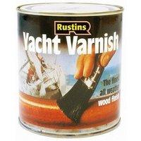 YACV2500 Yacht Varnish Gloss 2.5 Litre - Rustins