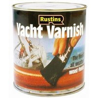 YACV5000 Yacht Varnish Gloss 5 Litre - Rustins