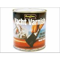 Rustins YACV250 Yacht Varnish Gloss 250ml