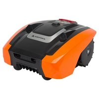 Robotic Mower AMIRO 400i App Controlled and Active Safety Ultrasonic Sensor Technology, for lawns up to 400m² - YARD FORCE