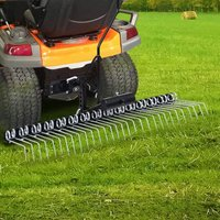 Scarifier for Ride-on Mower 120 cm - Youthup