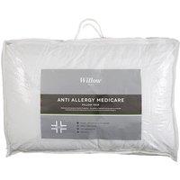 Anti Allergy Medicare Pillow Pair, Standard Pillow Size