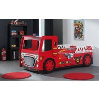 Fire Engine Bed, Single