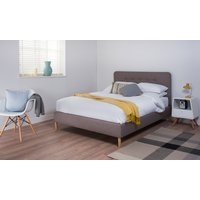Cadot Andora Fabric Bed, Double