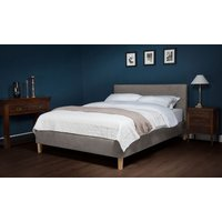 Cadot Merida Fabric Bed, King Size