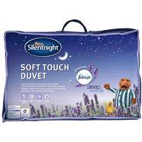 Silentnight Febreze Soft Touch 10.5 Tog Duvet, Single