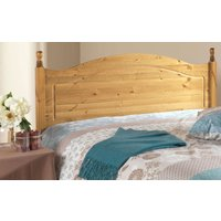 Friendship Mill Orlando Solid Pine Wooden Headboard, King Size