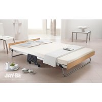 Jay-Be J-Bed Memory Foam Folding Guest Bed, Contract Single