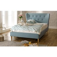 Limelight Aurora Fabric Bed Frame, King Size
