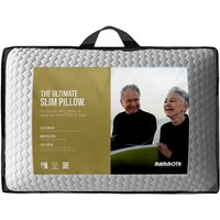 Mammoth Ultimate Slim Pillow, Standard Pillow Size