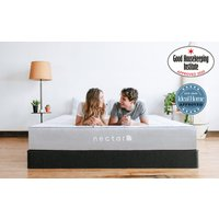 Nectar memory foam mattress, single