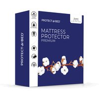 Protect A Bed Premium Waterproof Mattress Protector, Double