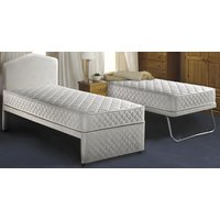 Airsprung Quattro Guest Bed, Single