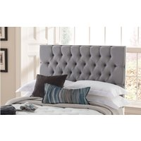 Rest Assured Florence Headboard, Double, Sandstone