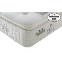 Rest Assured Knowlton 2000 Pocket Latex Pillow Top Mattress, Single