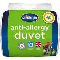 Silentnight 4.5 Tog Anti-Allergy Duvet, Single