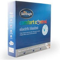 Silentnight Comfort Control Electric Blanket, Double