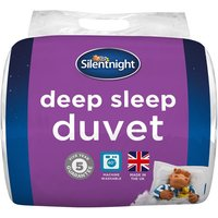 Silentnight Deep Sleep 13.5 Tog Duvet, Single