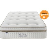 Silentnight geltex ultra 3000 mirapocket medium mattress, single