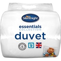 Silentnight 4.5 Tog Summer Duvet, Single