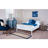 Silentnight Minerve Wooden Bed Frame, Double