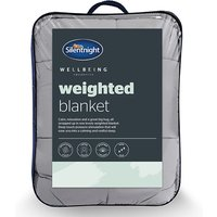 Silentnight Wellbeing Weighted Blanket, King Size