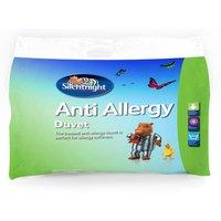 Silentnight 4.5 Tog Anti-Allergy Duvet, King Size