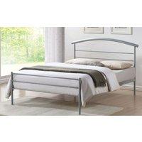 Time Living Brennington Metal Bed Frame, Double
