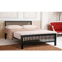 Time Living Meridian Metal Bed Frame, Double