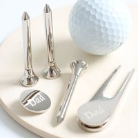 Personalised Dad Golf Set - Golf Gifts