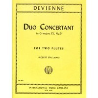 Duo concertante G-Dur