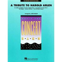 A tribute to Harold Arlen