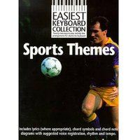 Sports themes - easiest keyboard collection