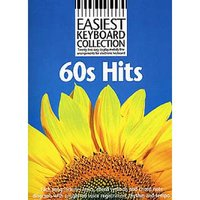 60's hits - easiest keyboard collection