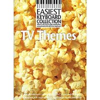 TV themes - easiest keyboard collection