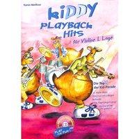 Kiddy Playback Hits für Violine