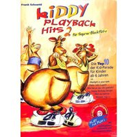 Kiddy Playback Hits 2 - Top 10 der Kid Parade zum mitspielen