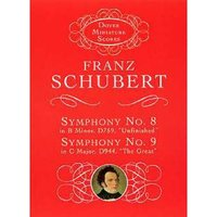 Sinfonie 7 (8) h-moll D 759 + 9 C-Dur D 944
