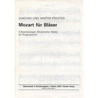 Mozart für Bläser