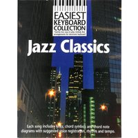Jazz classic - easiest keyboard collection