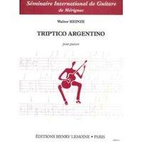 TRIPTICO ARGENTINO