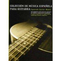 Coleccion de musica espanola para guitarra 1