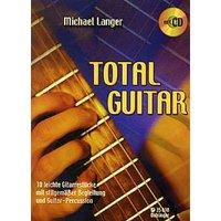 Total guitar - 10 leichte Gitarrestücke