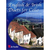 English + Irish Duets for cello