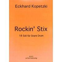 Rockin' stix 2 | 18 Soli für Snare Drum